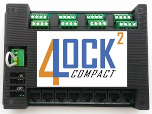 Interlock Control Unit for 2 doors