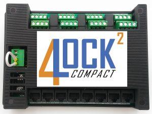 Interlock Control Unit for 2 doors