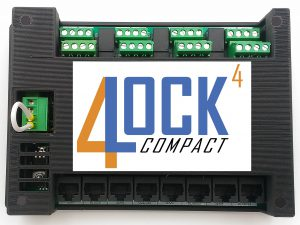 Interlock Control Unit for 3 / 4 doors