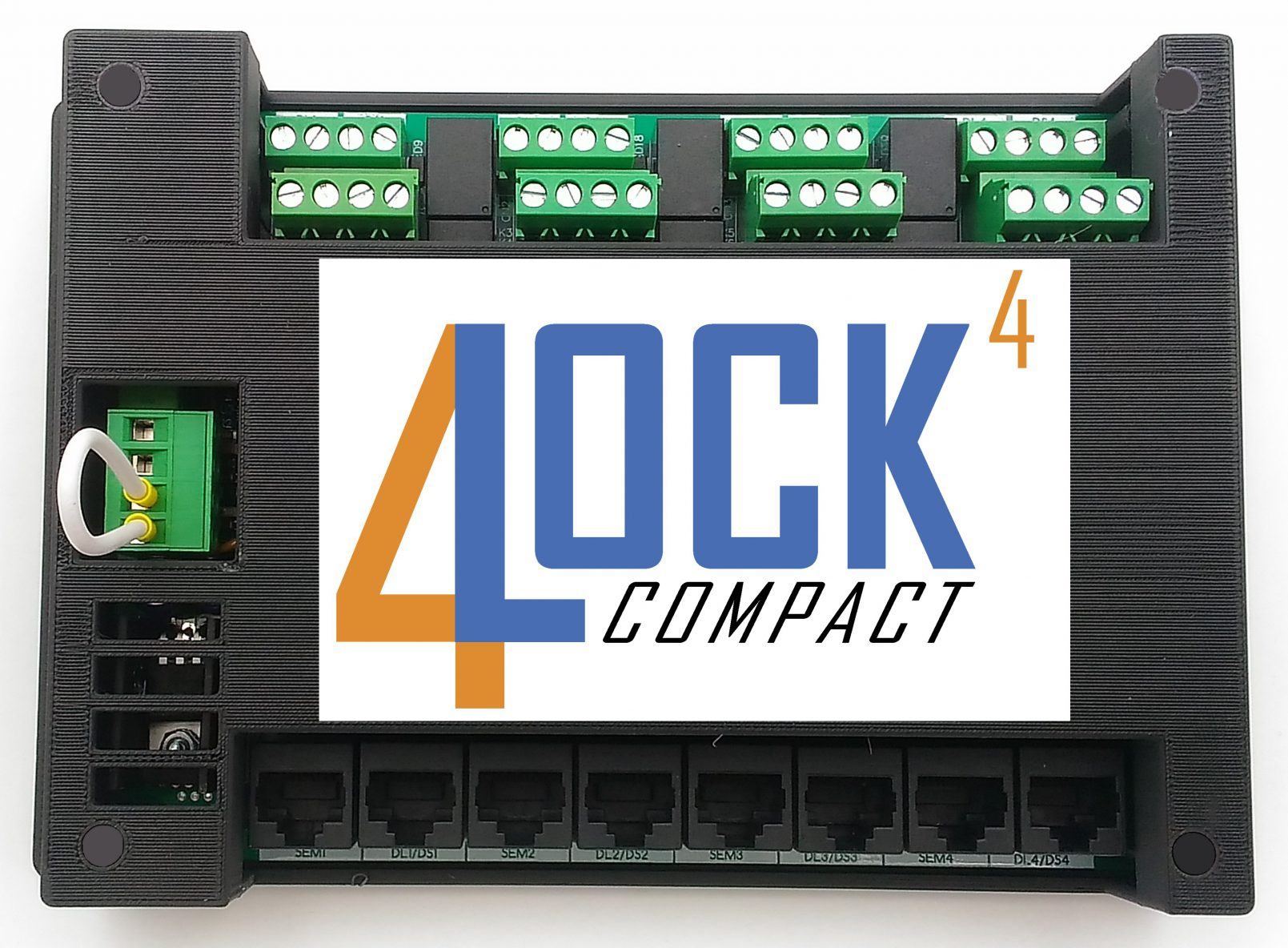 Interlock control unit 4LOCK4