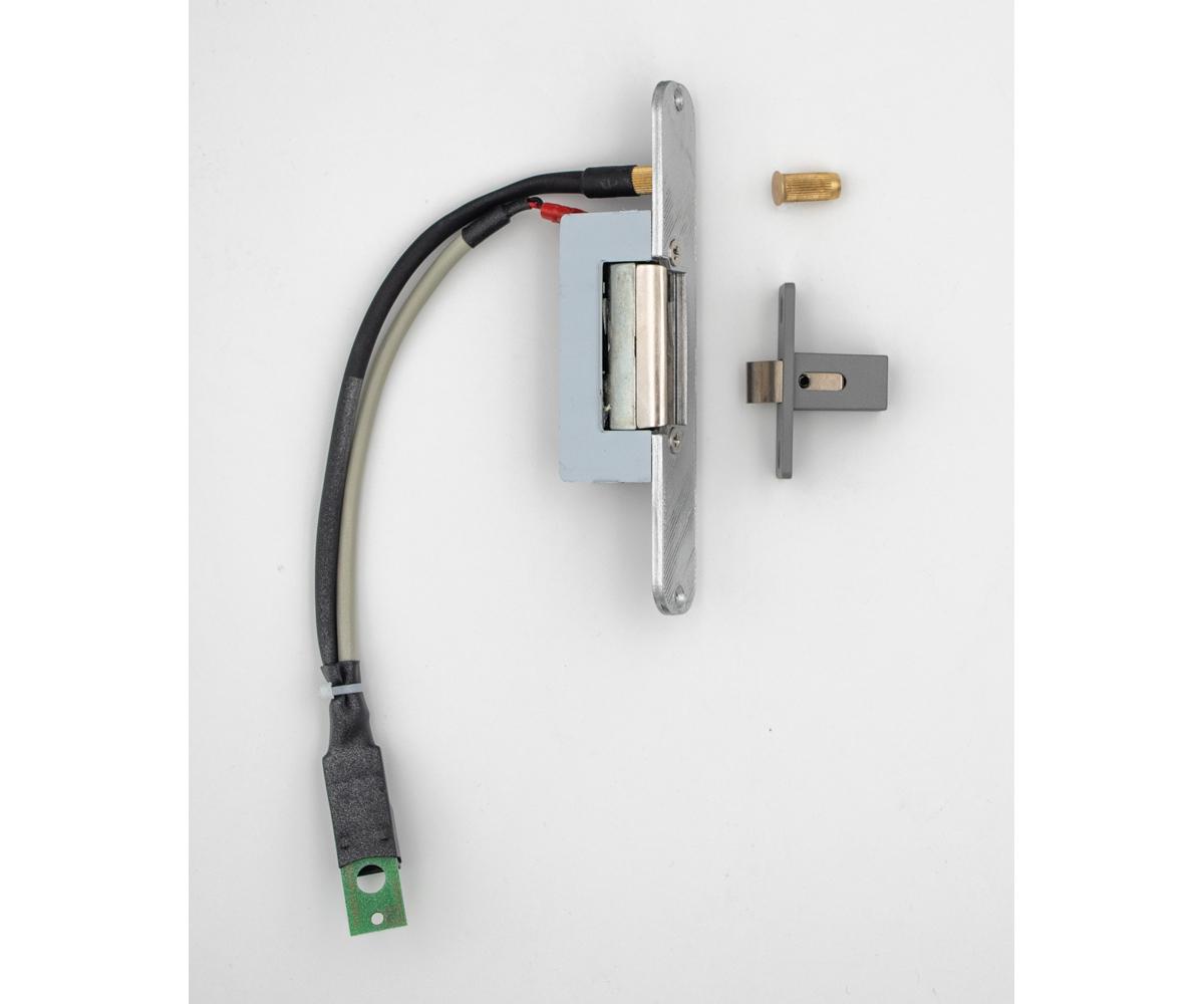 Solenoid lock E-LATCH