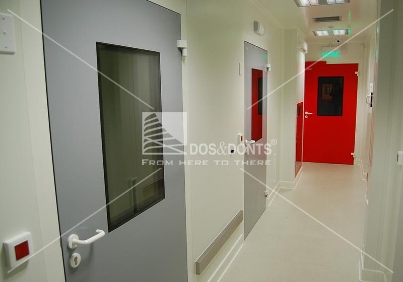 airlock door systems