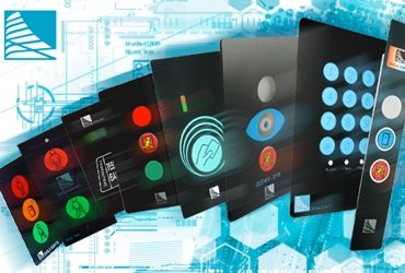 Signals and control panels specifically designed for classified areas