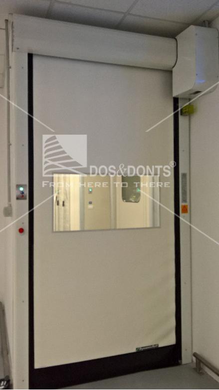 Porte automatiche industriali