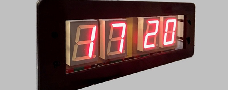 Industrial clocks systems